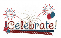 Sparklers clipart celebration