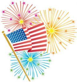 Cracker clipart independence day firework