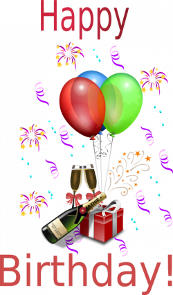 Men clipart funny birthday