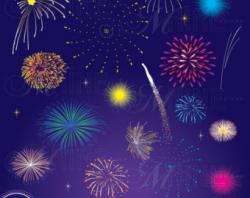 Sparklers clipart disney firework