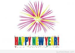 New Year clipart firecracker