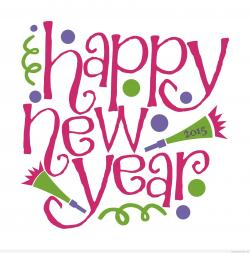 New Year clipart 1 january