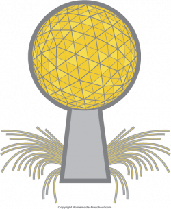 New Year clipart ball