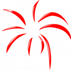 Fireworks clipart simple