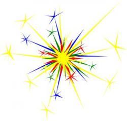 Sparkles clipart cartoon
