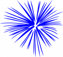 Fireworks clipart transparent background