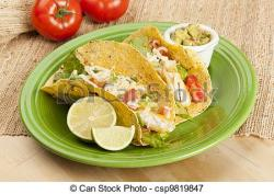 Fish Taco clipart fish meat