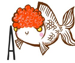 Betta clipart tiny fish