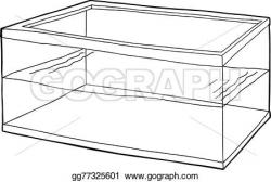 Fishtank clipart rectangle objects