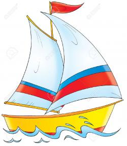 Yacht clipart boating