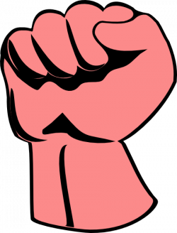 Riosrap clipart raised fist
