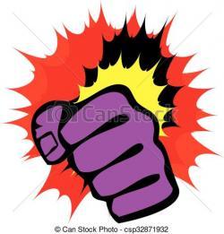 Fist clipart boxer