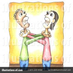 Fist clipart conflict