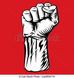 Fist clipart resistance