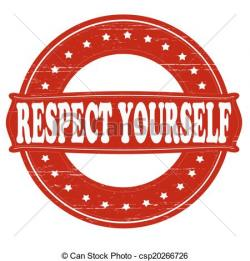 Other clipart respect yourself
