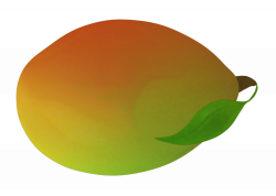 Mango clipart transparent
