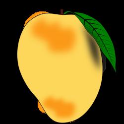 Mango clipart ripe mango