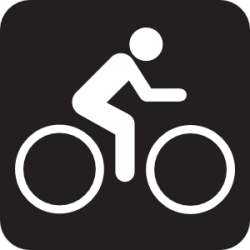 Fixie clipart bike symbol
