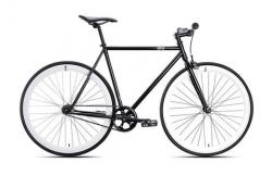 Fixie clipart black and white