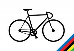 Fixie clipart fixed gear