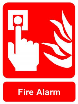 Fire Truck clipart fire alarm