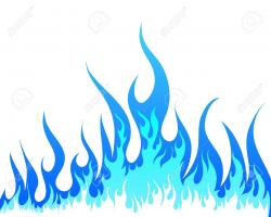 Hell clipart tongue fire