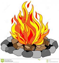 Randome clipart fire pit