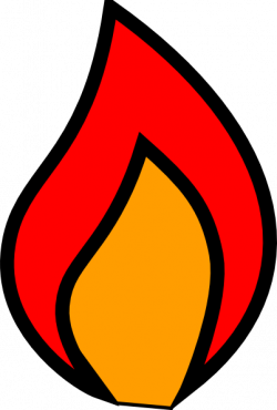 Hell clipart candle flames