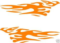 Flames clipart motorcycle flames