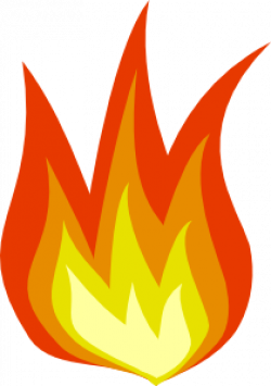 Flames clipart transparent