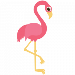 Cool clipart flamingo