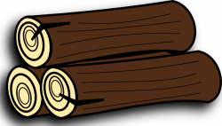 Timber clipart wood burning