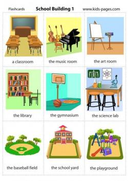Places clipart school playground