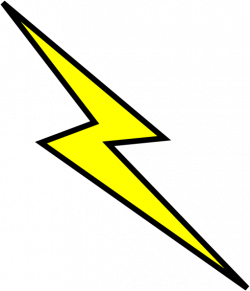 Flash clipart lightning