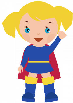 Super Girl clipart baby