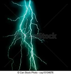 Flash clipart thunder and lightning