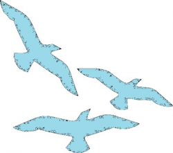 Flock Of Birds clipart flying