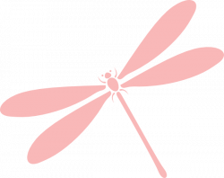 Dragonfly clipart flight silhouette