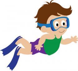 Goggles clipart flipper