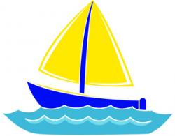 Sailing clipart float