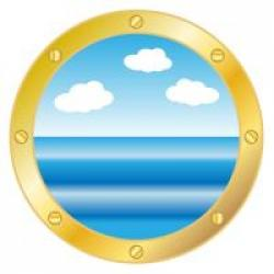Cruise clipart floaty