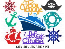 Floating clipart boat ride