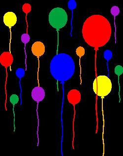 Colors clipart transparent background