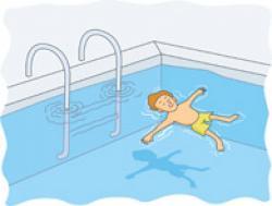 Inside clipart paddling pool