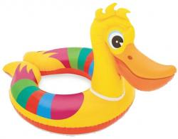 Floating clipart rubber ring