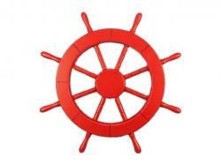 Floating clipart ship wheel
