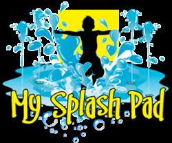 Waterdrop clipart splash pad
