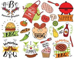 Picnic clipart summer weather