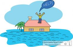 Flood clipart animated