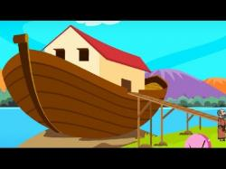 Flood clipart bible story